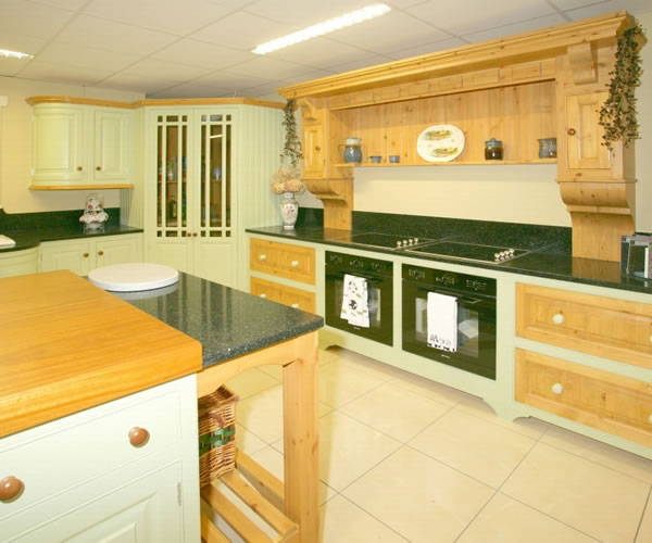 Eco Friendly Kitchens